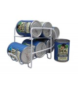 Medium Wire Can Dispenser for 12.5oz Cans of Pet Food