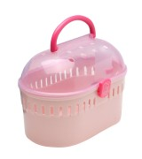Small Animal Pet Carrier HQ-250 Pink