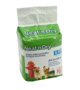 Neat 'n Dry - Training Pads for Puppies and Dogs,  Small , 25pk