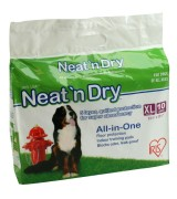 Neat 'n Dry - Training Pads for Puppies and Dogs XL 10pk NS-10UW
