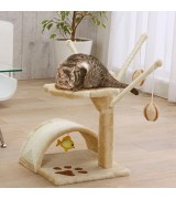 Corner Type Lower Cat Tree