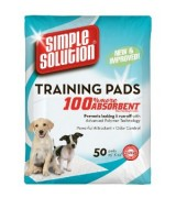 Simple Solution Training Pads, 50pk