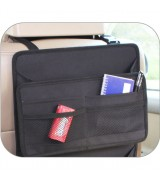 AST Space More Dual-use Car Organizer, Black