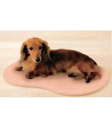 Self-Heating Medium Mat for Dogs, Peach