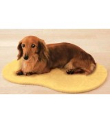 Self-Heating Medium Mat for Dogs, Yellow