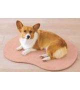 Self-Heating Large Mat for Dogs, Peach