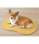 Self-Heating Large Mat for Dogs, Yellow