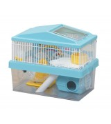IRIS Playhouse Habitat Cage, Blue