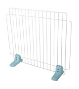 Medium Self Standing Wire Pet Fence - Blue